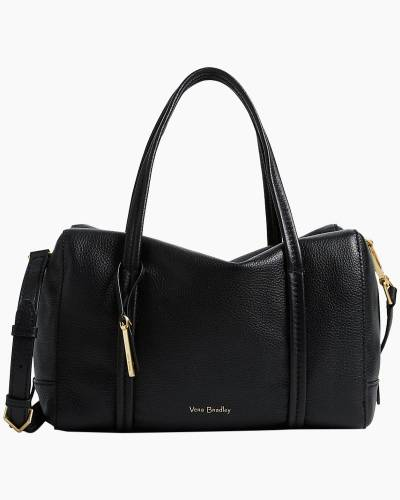 Mallory Satchel in Black