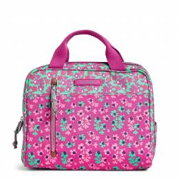 Vera Bradley Lunch Cooler in Ditsy Dot