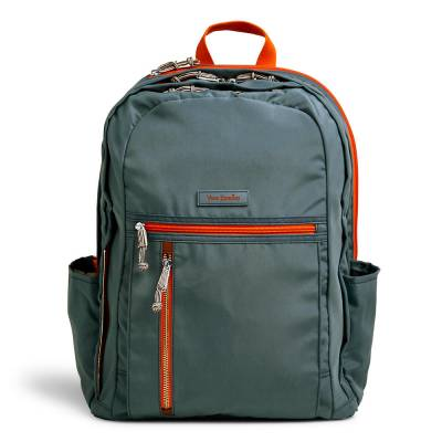 Grand Backpack in Mineral Blue