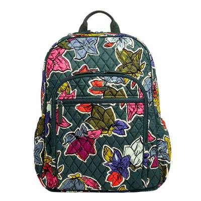 Campus Tech Backpack in Falling Flowers
