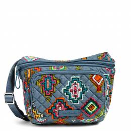 Vera Bradley Belt Bag in Painted Medallions