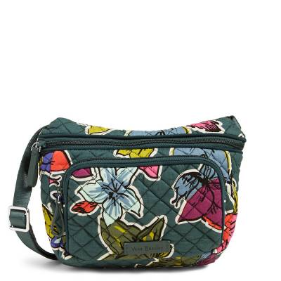 Belt Bag in Falling Flowers