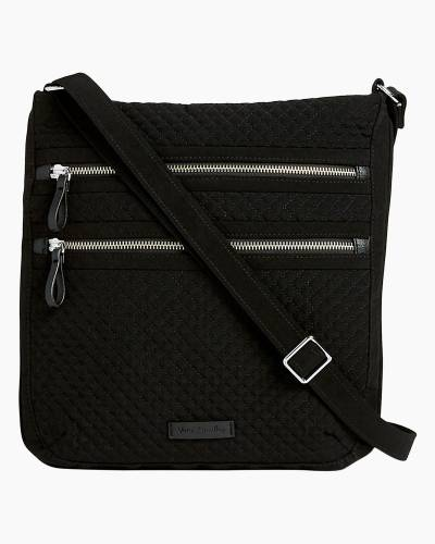 Iconic Triple Zip Hipster in Classic Black