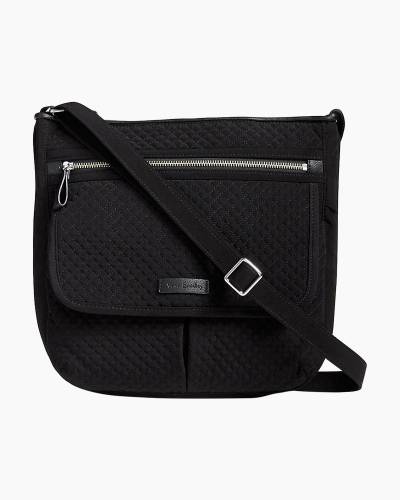 Iconic Mailbag in Vera Vera Classic Black
