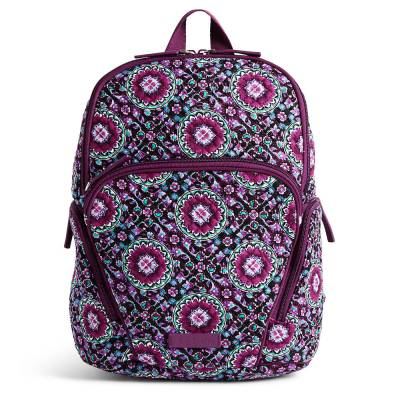 Hadley Backpack in Lilac Medallion