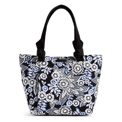 Hadley East West Tote in Snow Lotus