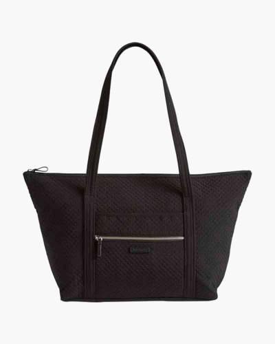 Iconic Miller Travel Bag in Microfiber Classic Black