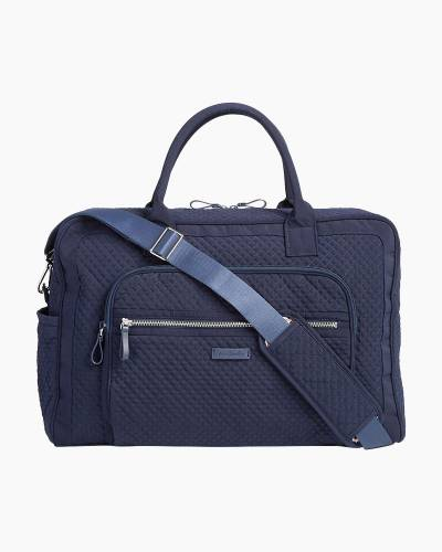 Iconic Weekender Travel Bag in Vera Vera Classic Navy