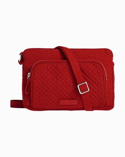 Iconic RFID Little Hipster in Vera Vera Cardinal Red