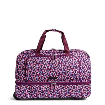 Wheeled Carry-On in Berry Burst