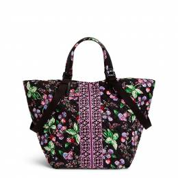 Vera Bradley Change It Up Tote in Winter Berry