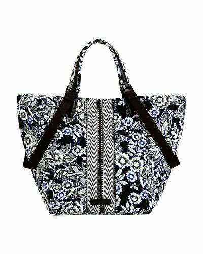 Change It Up Tote in Snow Lotus
