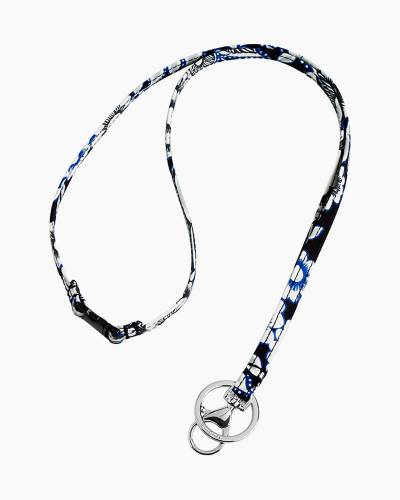 Breakaway Lanyard in Snow Lotus