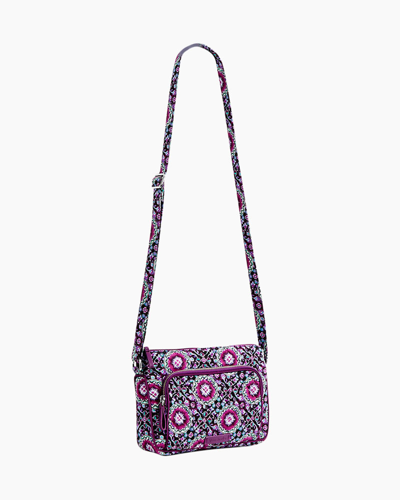 299075759d Iconic RFID Little Hipster in Lilac Medallion Alternate View