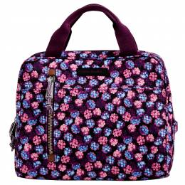 Vera Bradley Lunch Cooler in Berry Burst