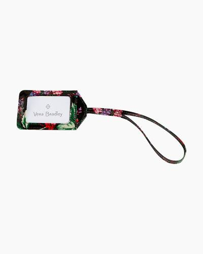 Iconic Luggage Tag in Winter Berry