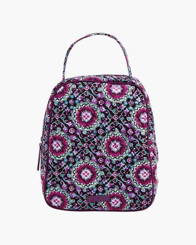 Lunch Bunch Bag in Lilac Medallion