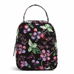Vera Bradley Lunch Bunch Bag in Winter Berry