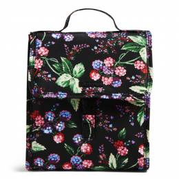 Vera Bradley Lunch Sack in Winter Berry