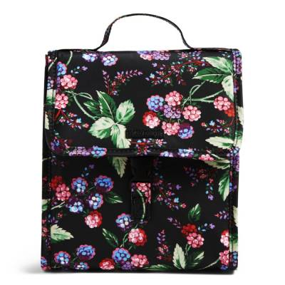 Lunch Sack in Winter Berry