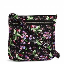 Vera Bradley Iconic Mailbag in Winter Berry