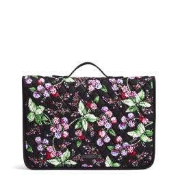 Vera Bradley Ultimate Jewelry Organizer in Winter Berry