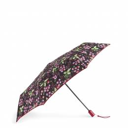 Vera Bradley Umbrella in Winter Berry