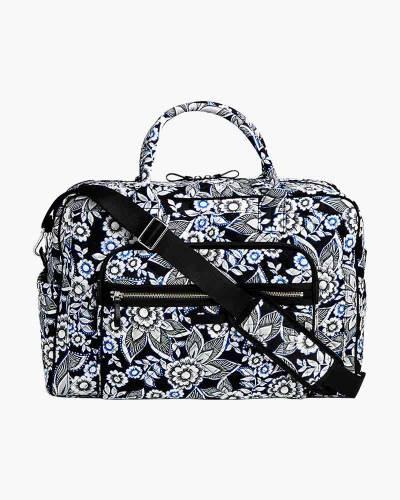 Iconic Weekender Travel Bag in Snow Lotus