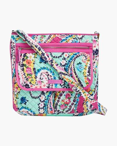 Iconic Mailbag in Wildflower Paisley