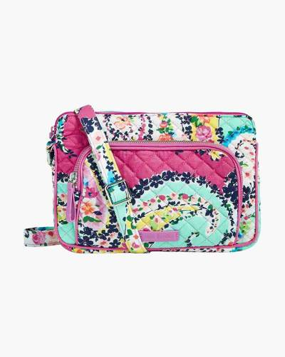 Iconic RFID Little Hipster in Wildflower Paisley