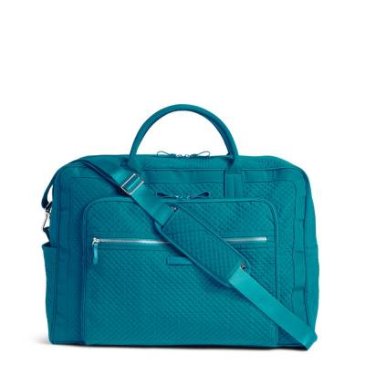 Iconic Grand Weekender Travel Bag in Vera Vera Bahama Bay