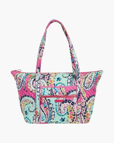 Iconic Miller Travel Bag in Wildflower Paisley