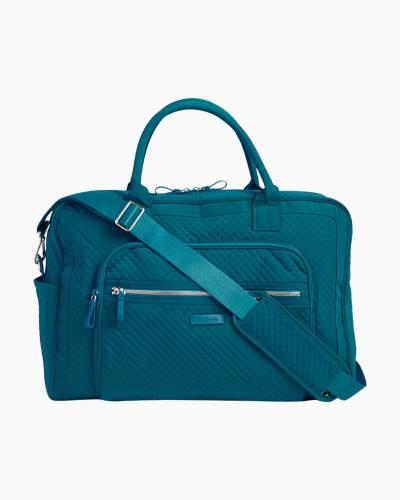 Iconic Weekender Travel Bag in Vera Vera Bahama Bay
