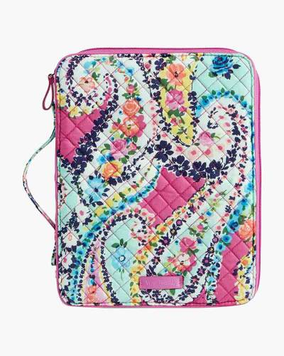 Iconic Tablet Tamer Organizer in Wildflower Paisley