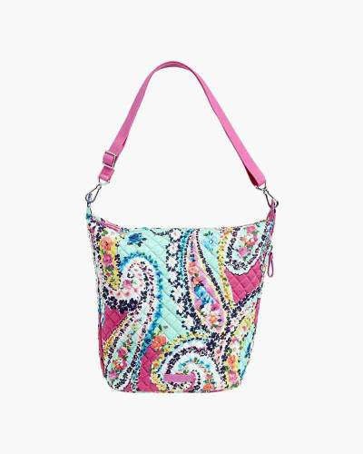 Carson Hobo Bag in Wildflower Paisley