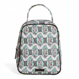 Vera Bradley Lunch Bunch Bag in Paisley Stripe