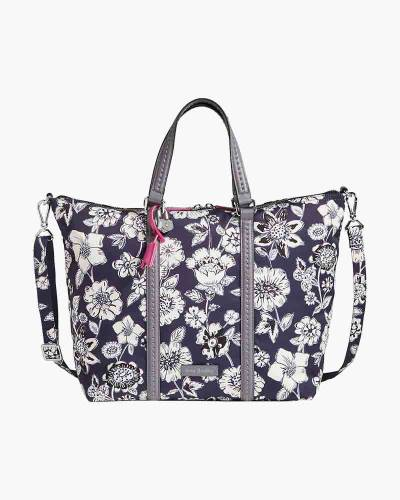Midtown Small Tote in Midnight Floral