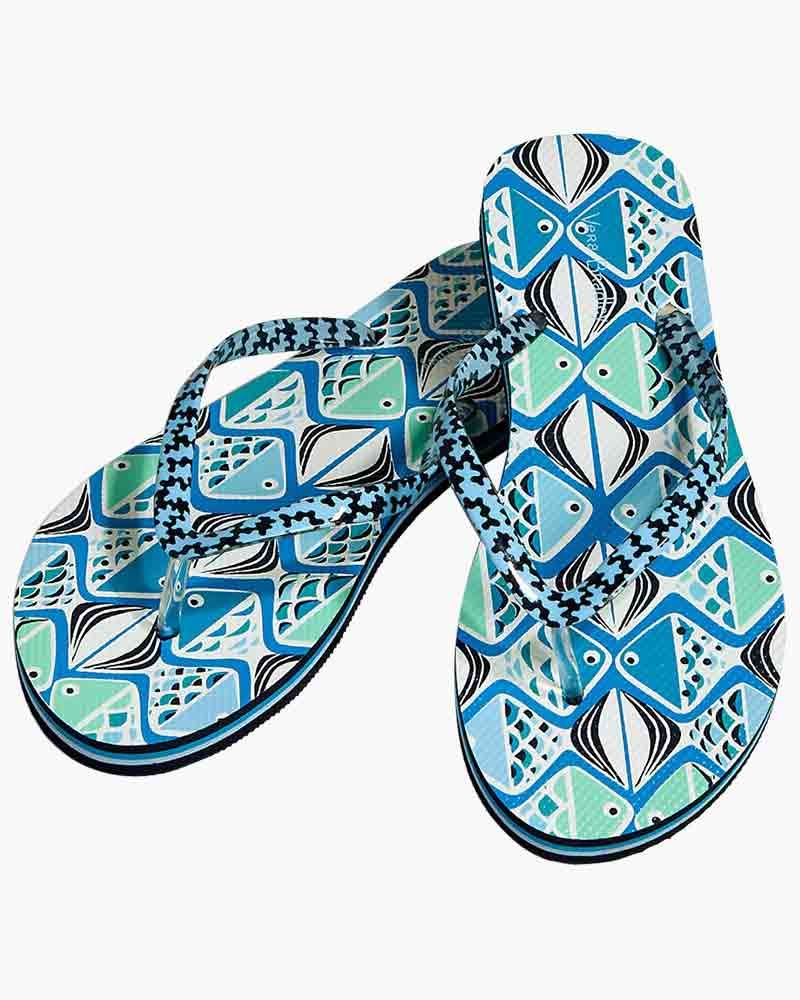 Vera bradley flip flops in go fish the paper store for Go fish store