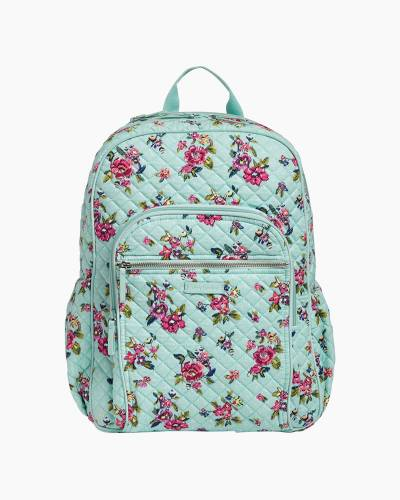 Iconic Campus Backpack in Water Bouquet