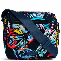 Vera Bradley Iconic Stay Cooler in Butterfly Flutter