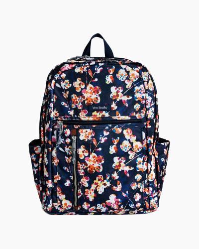 Vera Bradley Lighten Up Grand Backpack in Cut Vines 814efd6639e1e