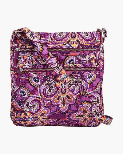 Iconic Triple Zip Hipster in Dream Tapestry