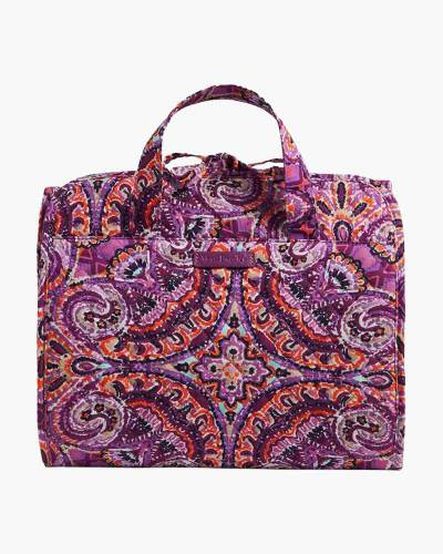 Iconic Hanging Travel Organizer in Dream Tapestry