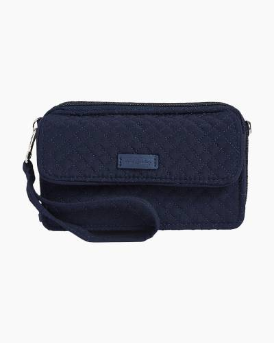 Iconic RFID All in One Crossbody in Vera Vera Classic Navy