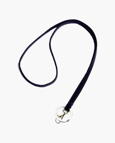 Iconic Lanyard in Classic Navy