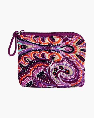 Iconic Coin Purse in Dream Tapestry