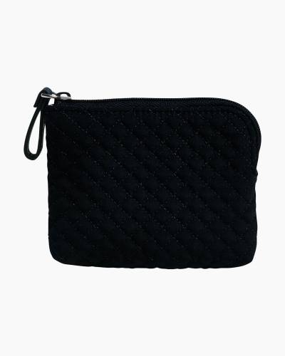 Iconic Coin Purse in Classic Black