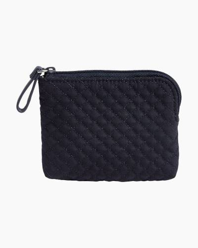 Iconic Coin Purse in Classic Navy