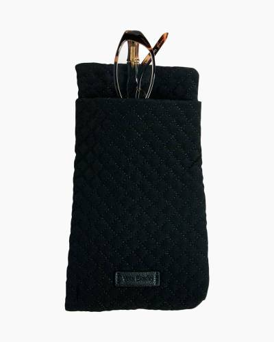 Iconic Double Eye Case in Classic Black