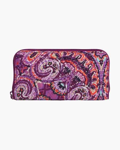 RFID Georgia Wallet in Dream Tapestry